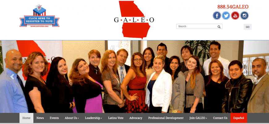 galeo | atlanta web design