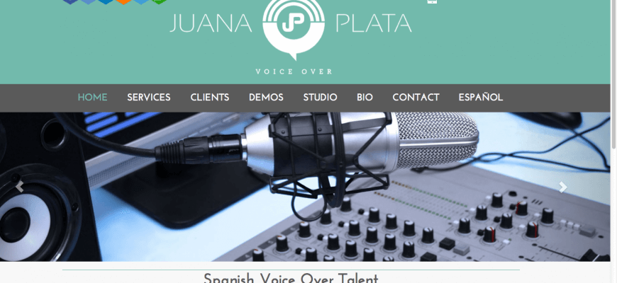 juana plata | atlanta web design