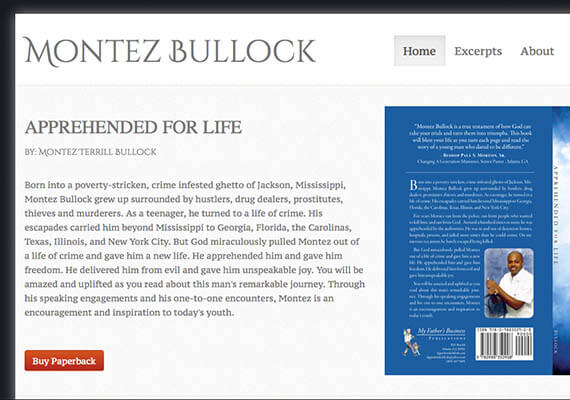 montez | atlanta web design