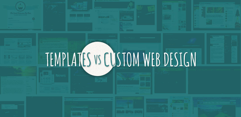 custom web template | atlanta web design